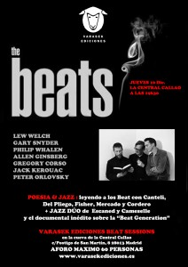 BEAT SESSIONS en la cueva de LA CENTRAL DE CALLAO.