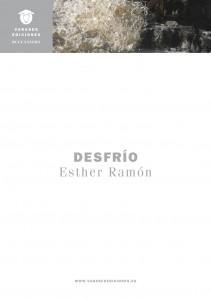 «DESFRÍO» el nuevo poemario de Esther Ramón