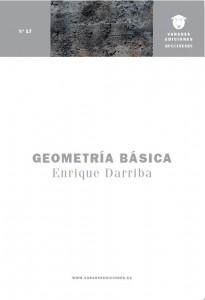 Geometría básica – Enrique Darriba